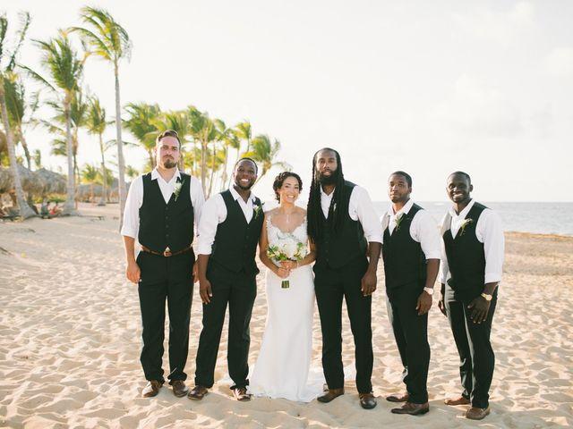 Rick and Samantha's Wedding in Punta Cana, Dominican Republic 117
