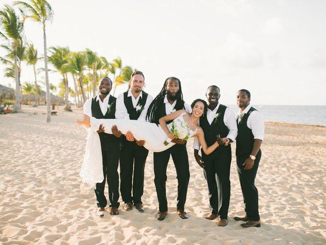 Rick and Samantha's Wedding in Punta Cana, Dominican Republic 118
