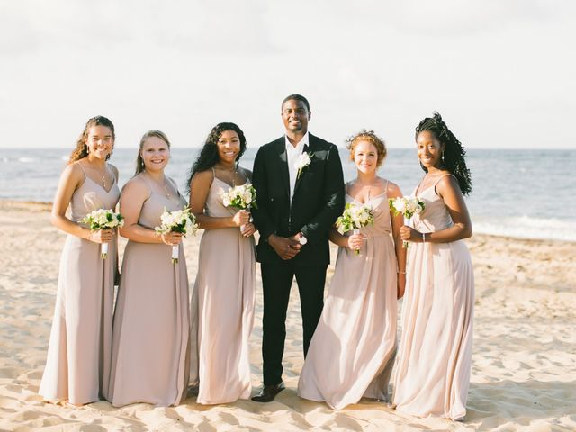 Rick and Samantha's Wedding in Punta Cana, Dominican Republic 119