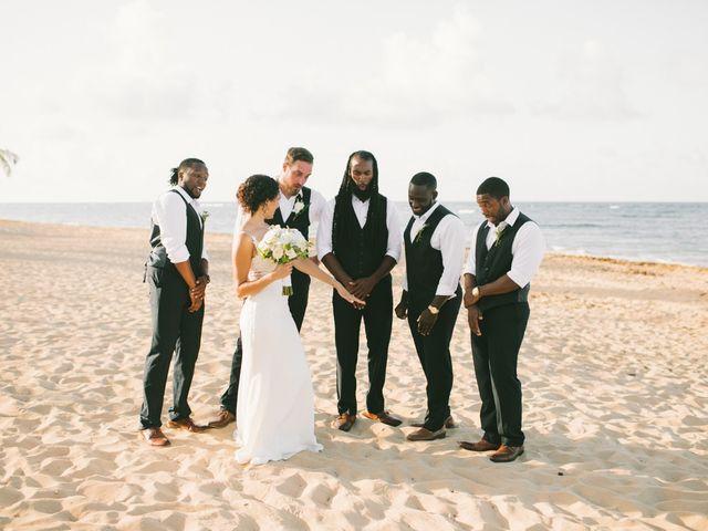 Rick and Samantha's Wedding in Punta Cana, Dominican Republic 122