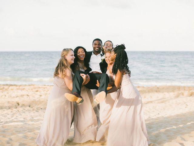 Rick and Samantha's Wedding in Punta Cana, Dominican Republic 123