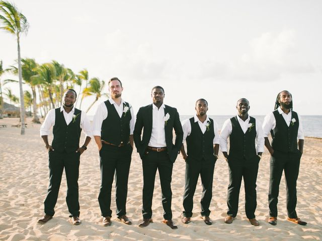 Rick and Samantha's Wedding in Punta Cana, Dominican Republic 125