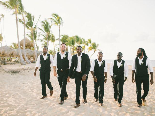 Rick and Samantha's Wedding in Punta Cana, Dominican Republic 127