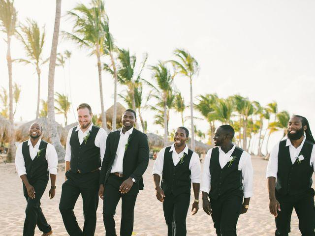 Rick and Samantha's Wedding in Punta Cana, Dominican Republic 128
