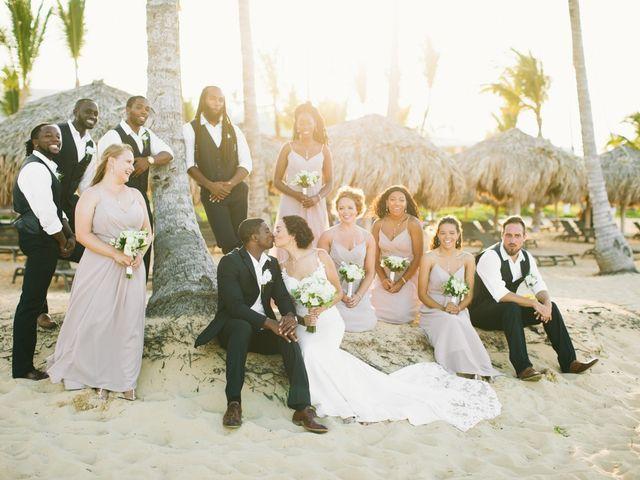 Rick and Samantha's Wedding in Punta Cana, Dominican Republic 129