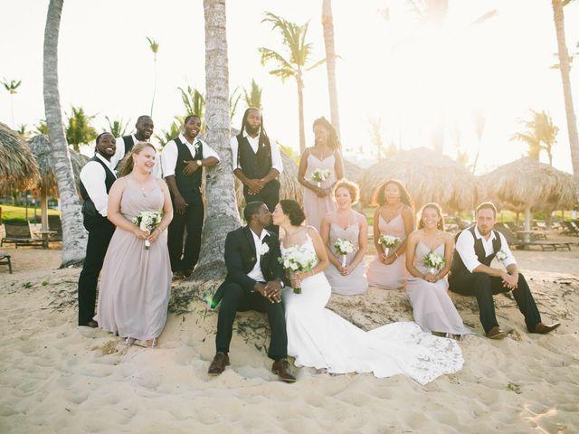 Rick and Samantha's Wedding in Punta Cana, Dominican Republic 130
