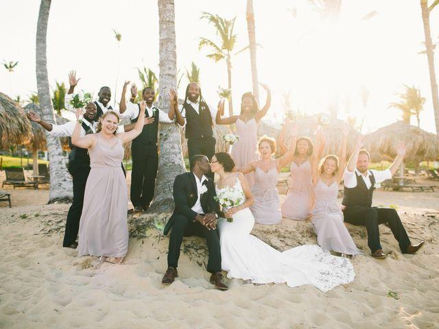Rick and Samantha's Wedding in Punta Cana, Dominican Republic 131