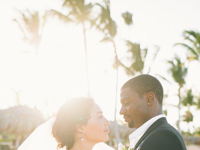 Rick and Samantha's Wedding in Punta Cana, Dominican Republic 133