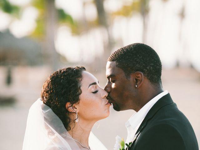 Rick and Samantha's Wedding in Punta Cana, Dominican Republic 134