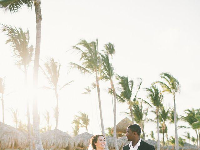 Rick and Samantha's Wedding in Punta Cana, Dominican Republic 139