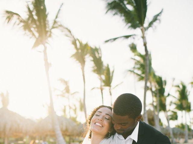 Rick and Samantha's Wedding in Punta Cana, Dominican Republic 141