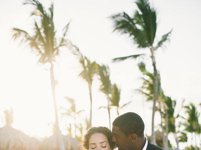 Rick and Samantha's Wedding in Punta Cana, Dominican Republic 143