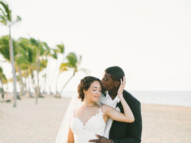 Rick and Samantha's Wedding in Punta Cana, Dominican Republic 147