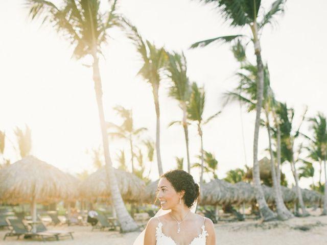 Rick and Samantha's Wedding in Punta Cana, Dominican Republic 155
