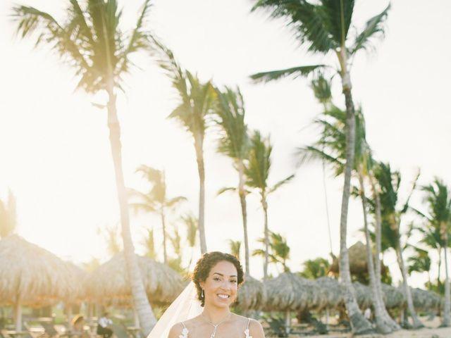 Rick and Samantha's Wedding in Punta Cana, Dominican Republic 156