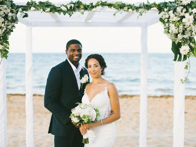 Rick and Samantha's Wedding in Punta Cana, Dominican Republic 161