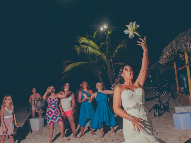 Theo and Megan's Wedding in Punta Cana, Dominican Republic 2