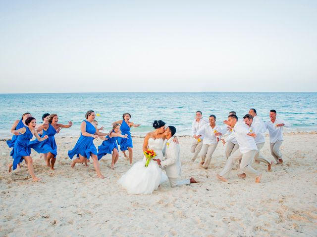 Theo and Megan's Wedding in Punta Cana, Dominican Republic 8