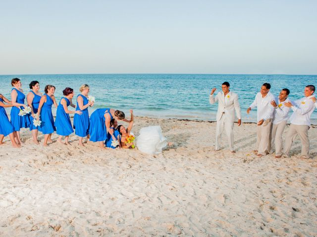 Theo and Megan's Wedding in Punta Cana, Dominican Republic 9