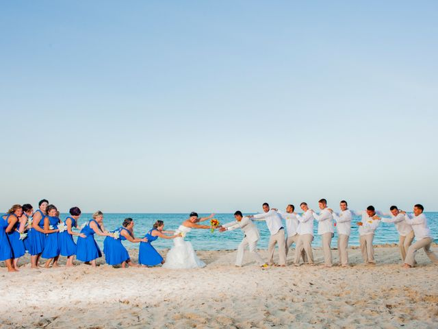 Theo and Megan's Wedding in Punta Cana, Dominican Republic 10
