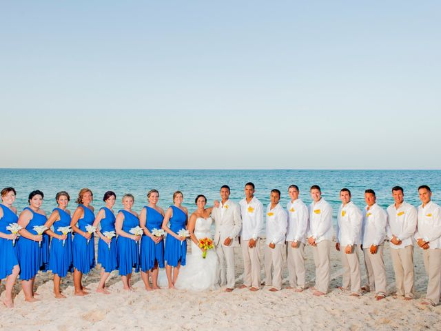 Theo and Megan's Wedding in Punta Cana, Dominican Republic 12