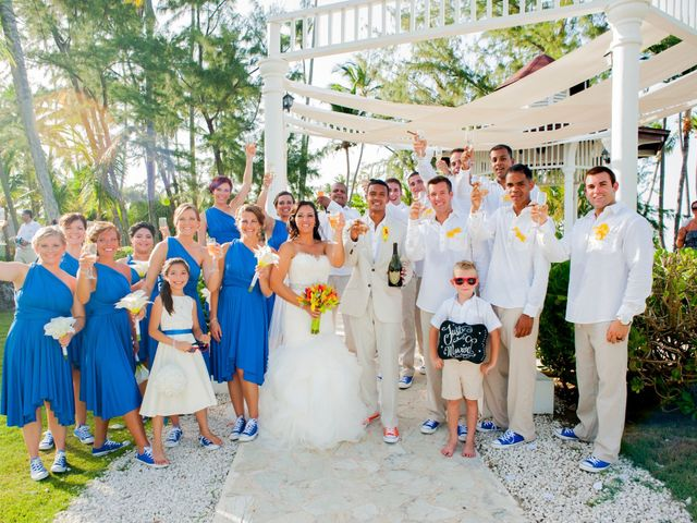 Theo and Megan's Wedding in Punta Cana, Dominican Republic 14