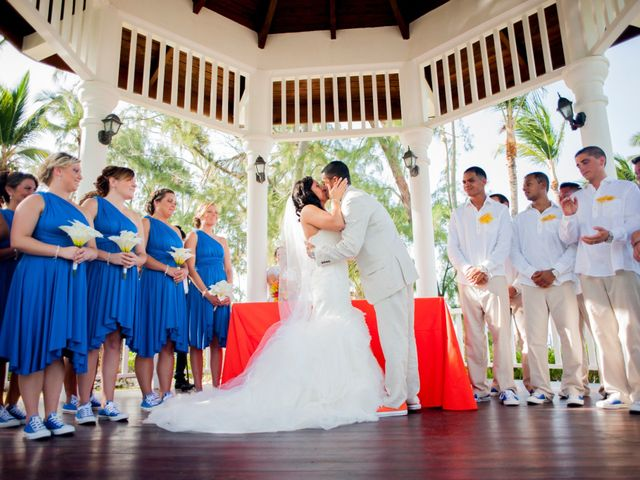 Theo and Megan's Wedding in Punta Cana, Dominican Republic 15