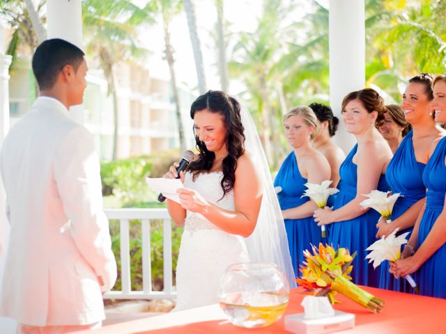 Theo and Megan's Wedding in Punta Cana, Dominican Republic 18