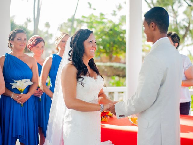 Theo and Megan's Wedding in Punta Cana, Dominican Republic 22
