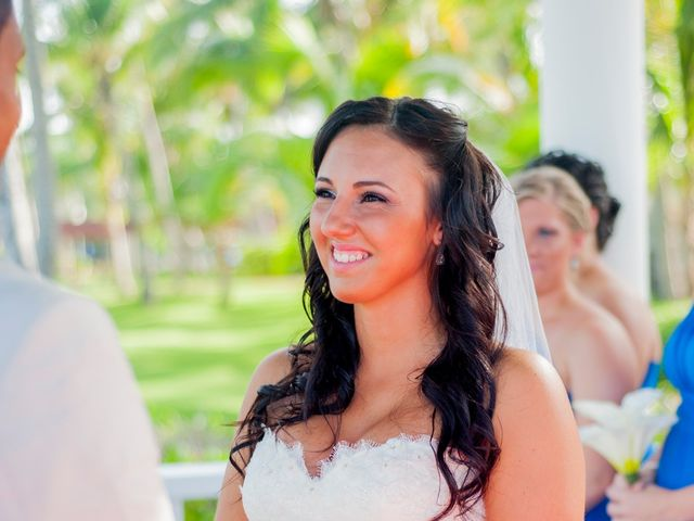 Theo and Megan's Wedding in Punta Cana, Dominican Republic 24