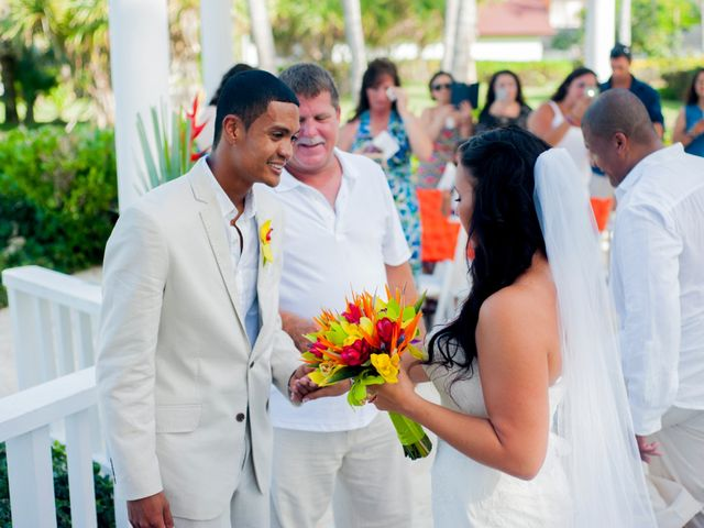 Theo and Megan's Wedding in Punta Cana, Dominican Republic 25