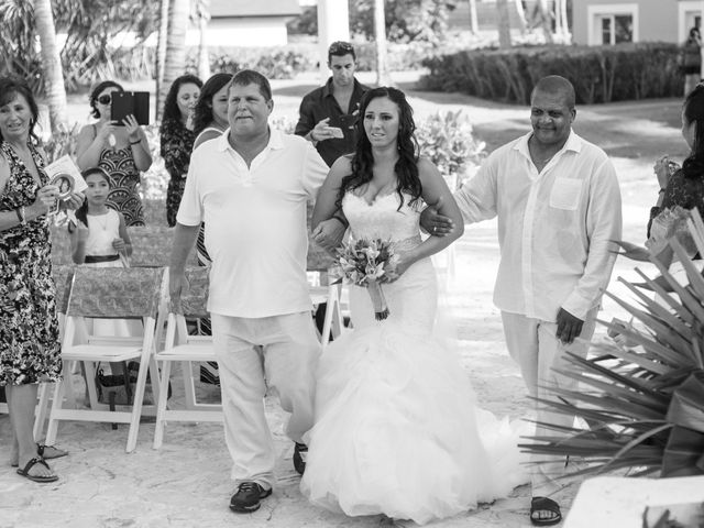 Theo and Megan's Wedding in Punta Cana, Dominican Republic 26