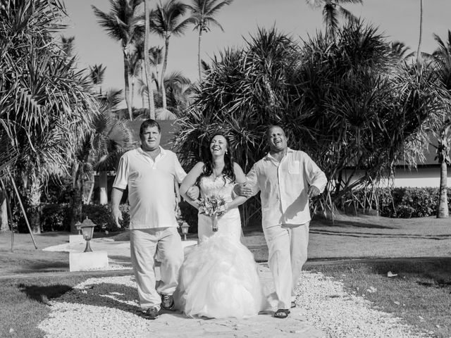 Theo and Megan's Wedding in Punta Cana, Dominican Republic 28