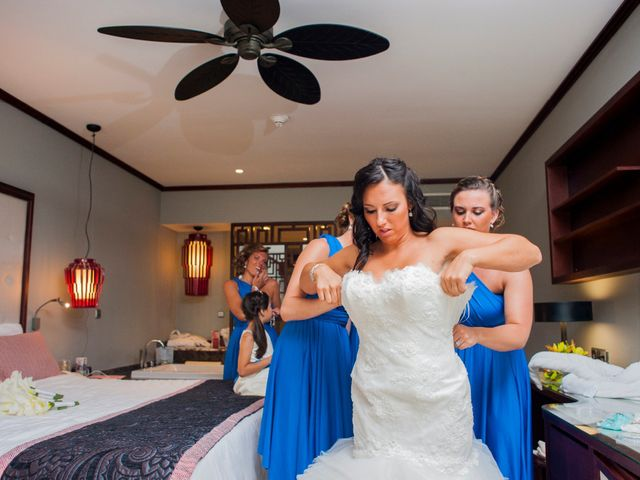 Theo and Megan's Wedding in Punta Cana, Dominican Republic 40