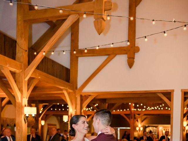 Nigel and Mackenzie's Wedding in Princeton, Massachusetts 3