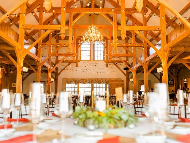 Nigel and Mackenzie's Wedding in Princeton, Massachusetts 4