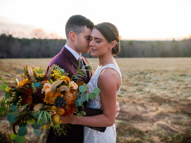 Nigel and Mackenzie's Wedding in Princeton, Massachusetts 6