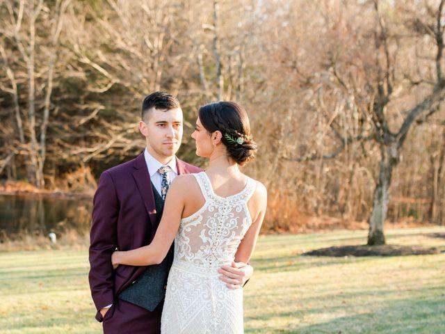 Nigel and Mackenzie's Wedding in Princeton, Massachusetts 7