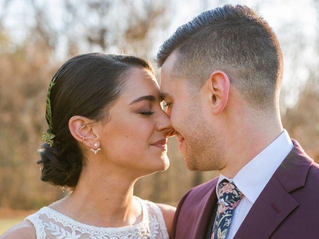 Nigel and Mackenzie's Wedding in Princeton, Massachusetts 8