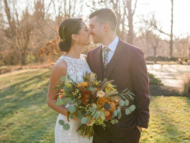 Nigel and Mackenzie's Wedding in Princeton, Massachusetts 9
