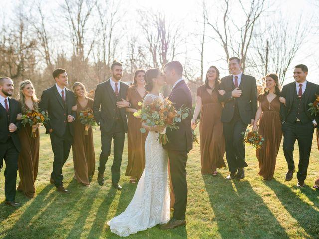 Nigel and Mackenzie's Wedding in Princeton, Massachusetts 11