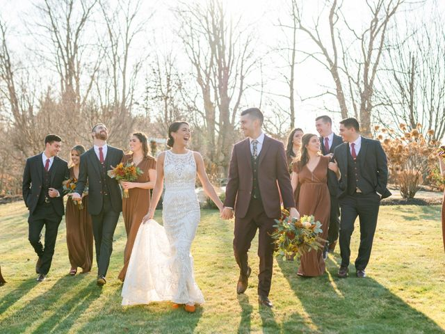Nigel and Mackenzie's Wedding in Princeton, Massachusetts 12