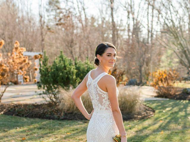 Nigel and Mackenzie's Wedding in Princeton, Massachusetts 15