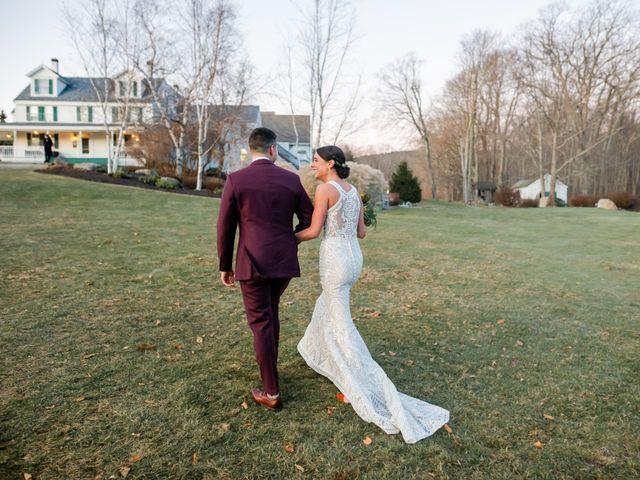 Nigel and Mackenzie's Wedding in Princeton, Massachusetts 18