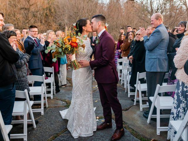 Nigel and Mackenzie's Wedding in Princeton, Massachusetts 19