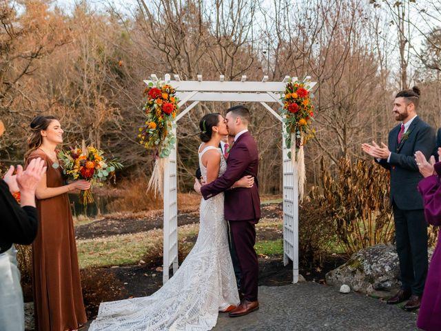 Nigel and Mackenzie's Wedding in Princeton, Massachusetts 20