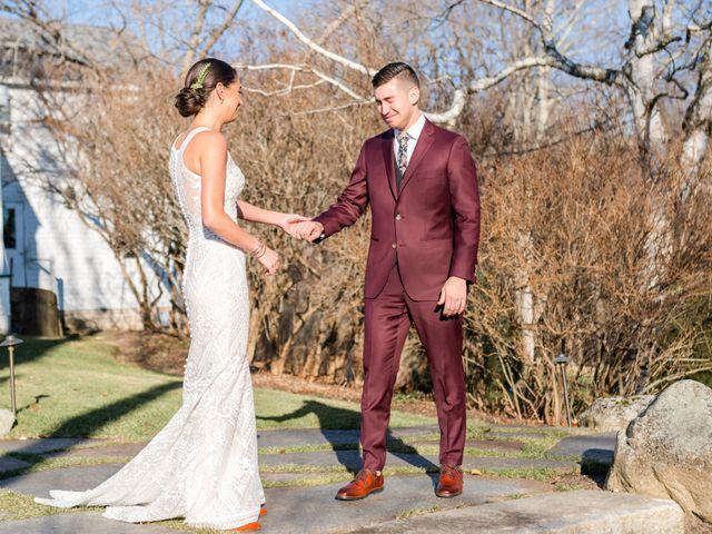 Nigel and Mackenzie's Wedding in Princeton, Massachusetts 27
