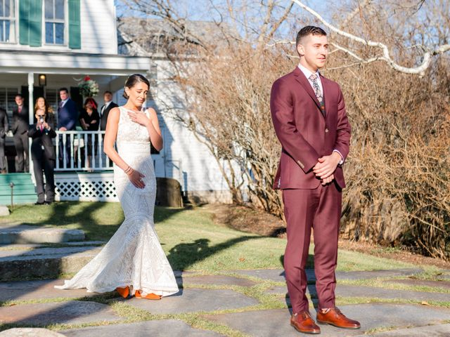 Nigel and Mackenzie's Wedding in Princeton, Massachusetts 28