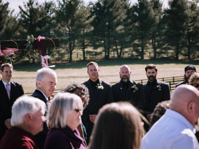 Ryan and Rachel's Wedding in Lexington, Kentucky 7