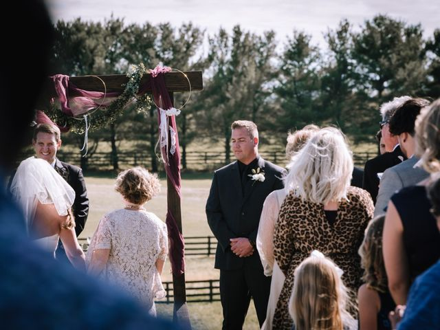 Ryan and Rachel's Wedding in Lexington, Kentucky 8